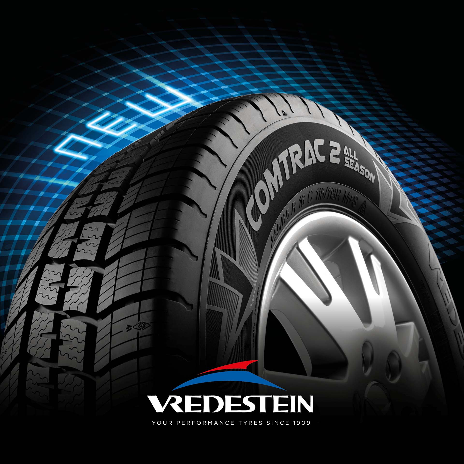 Vredestein Comtrac 2 All Season