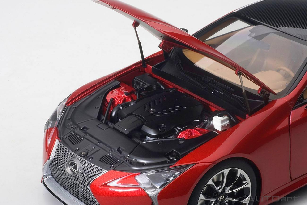 Lexus LC modellautó