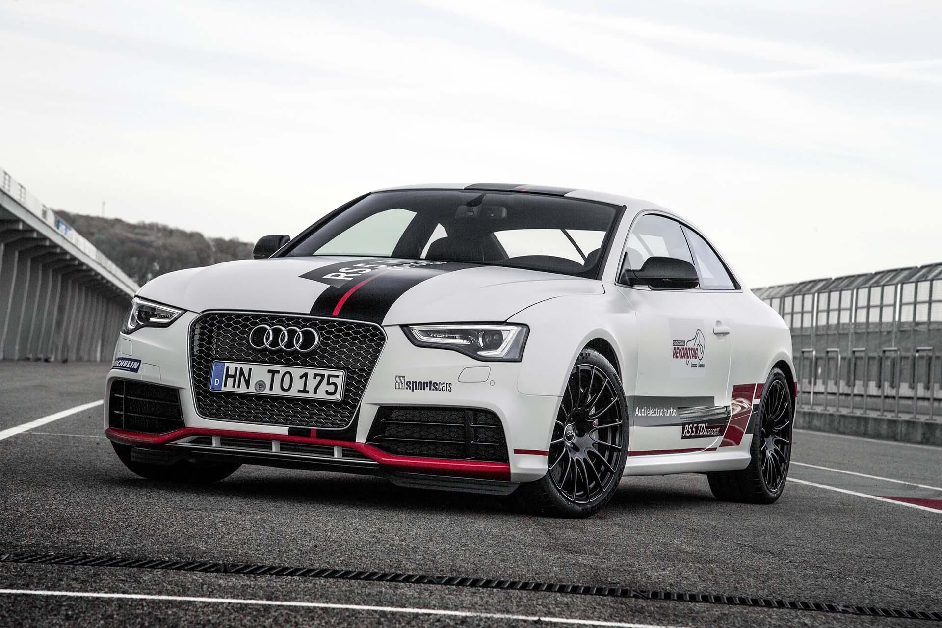 Audi-sikertörténet