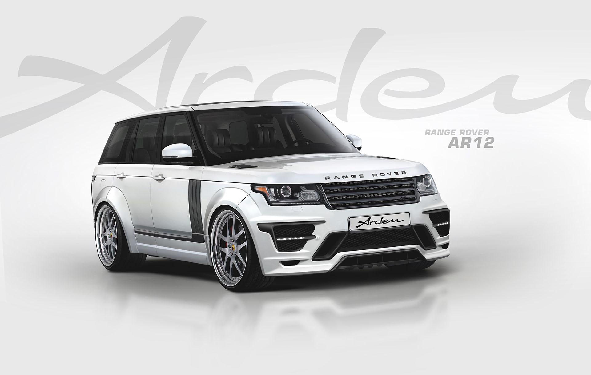 Arden Range Rover AR12