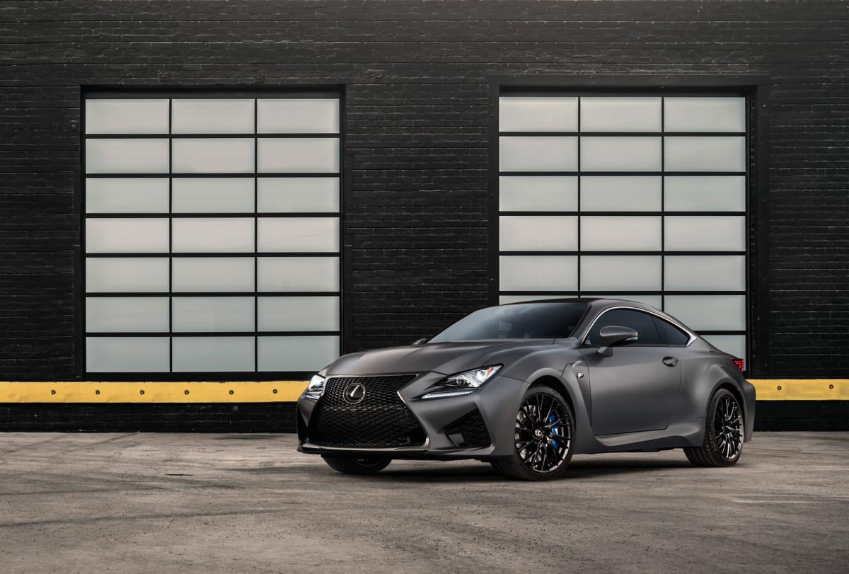 Lexus F-széria