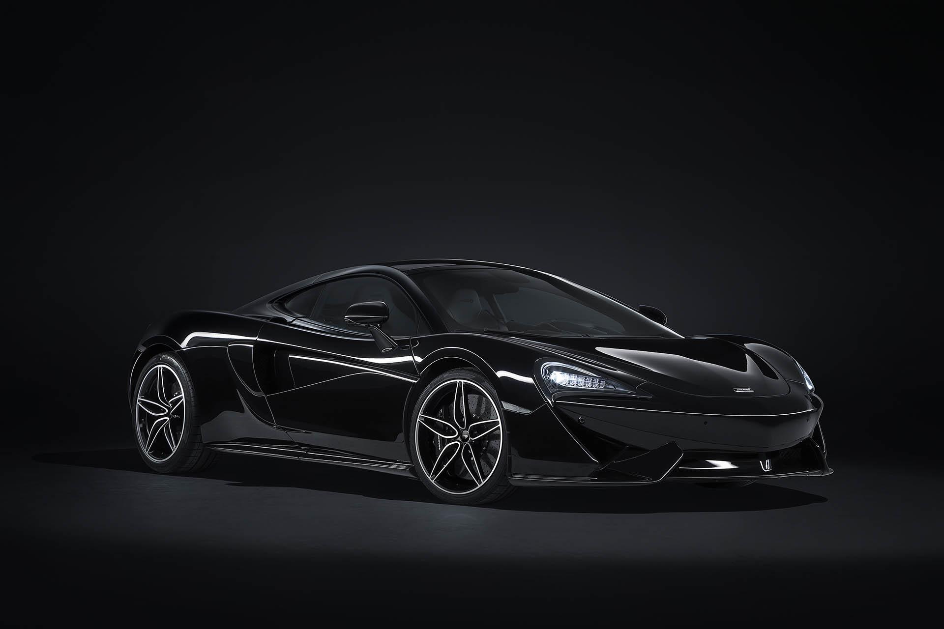 McLaren 570 GT MSO Black Collection
