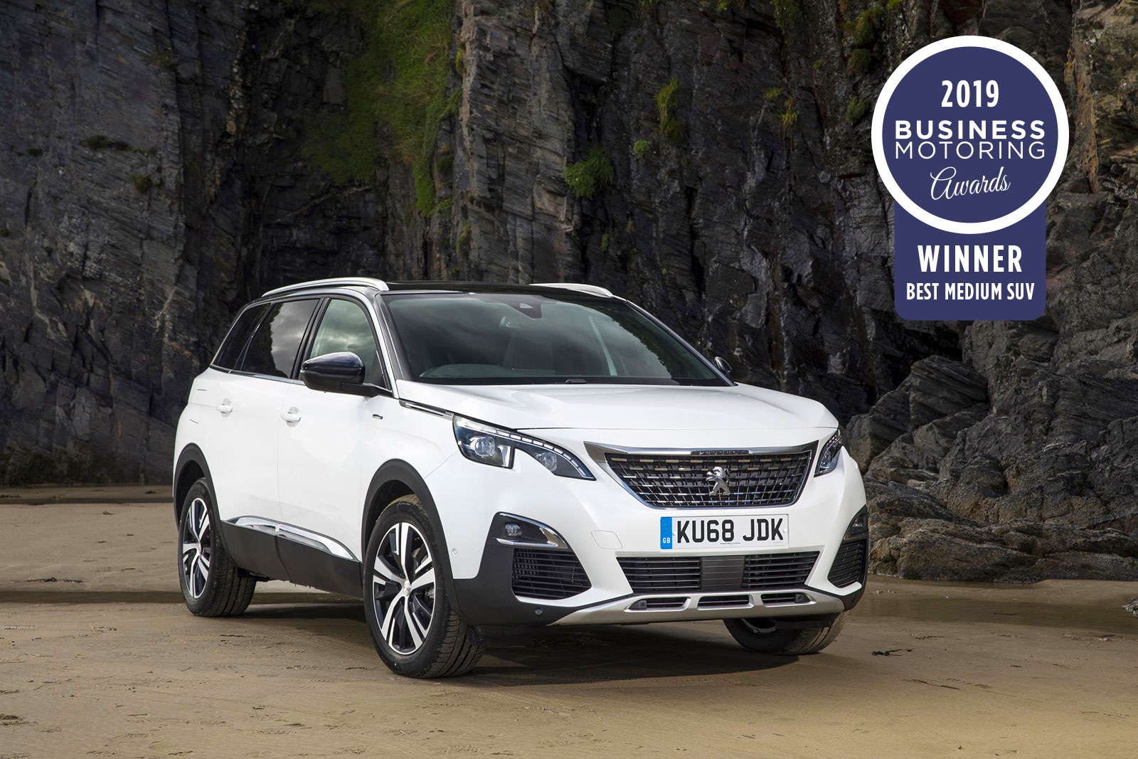 Peugeot 5008 Best medium SUV