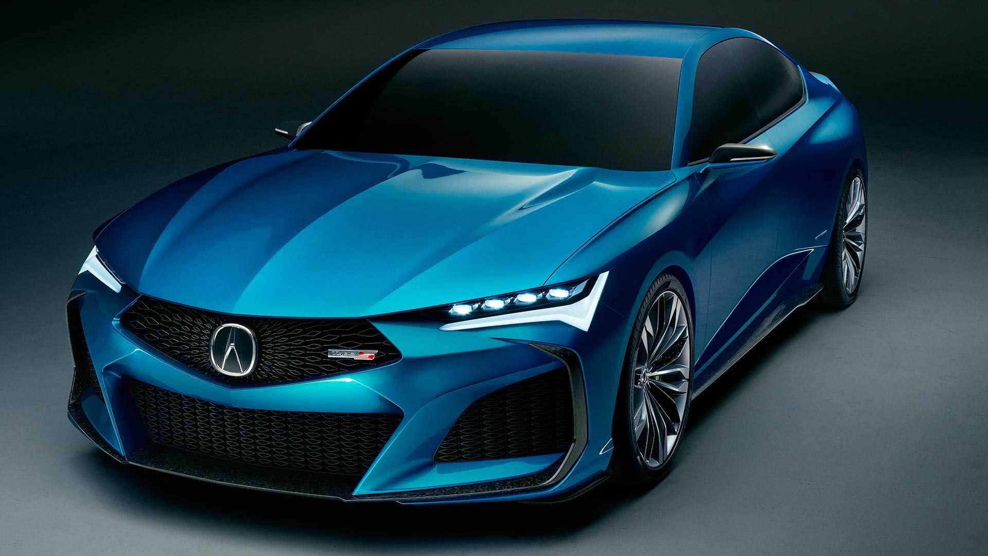 Acura Type S Concept Sedan