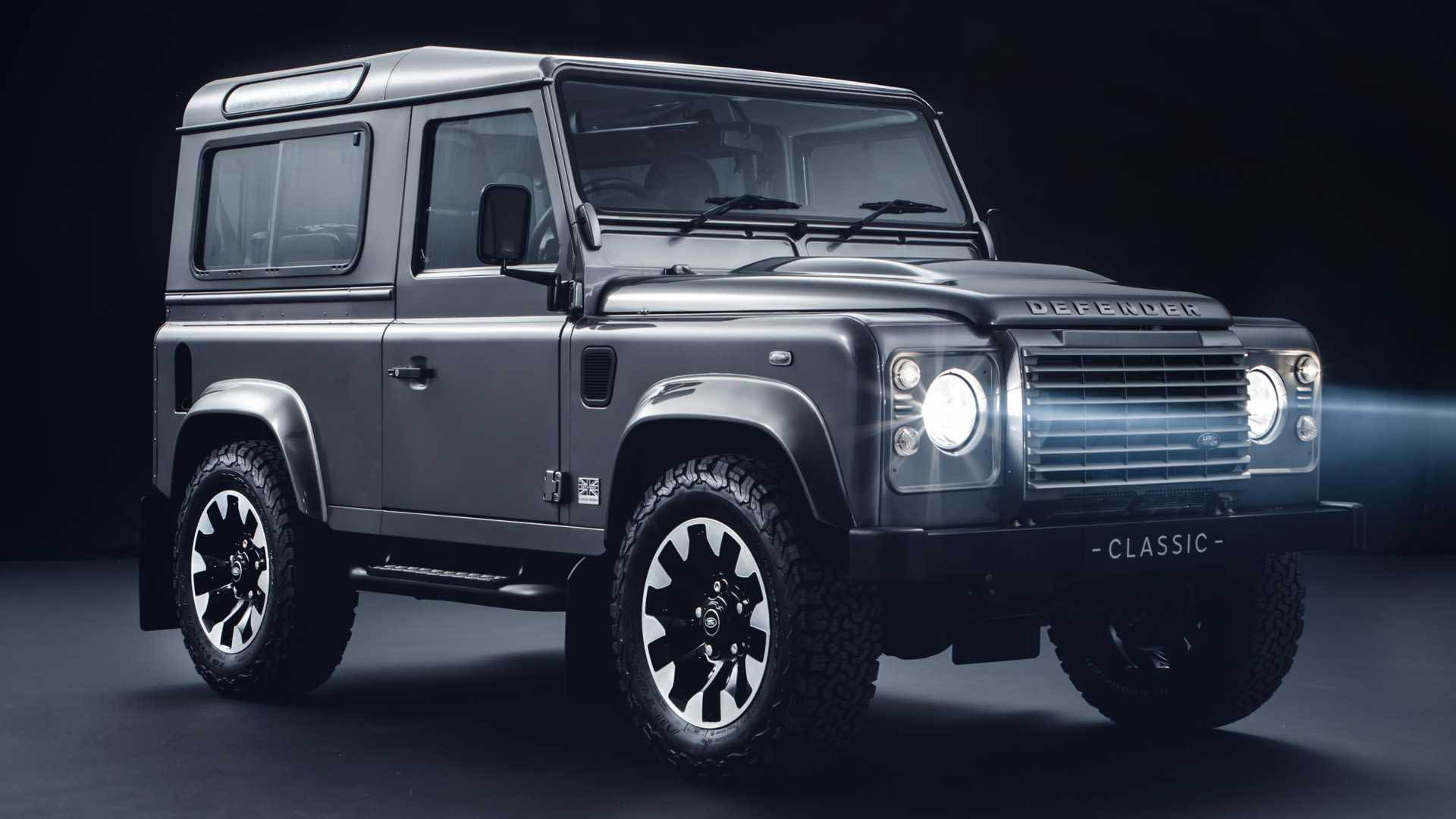 Land Rover Defender Classic Works