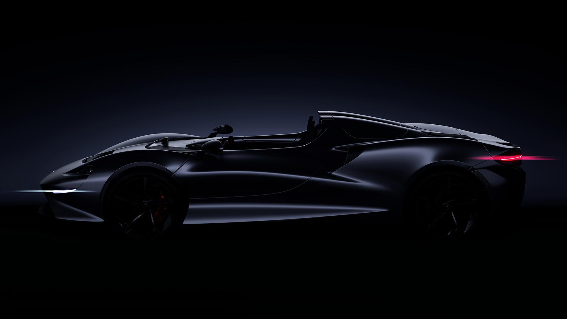 McLaren Ultimate Series