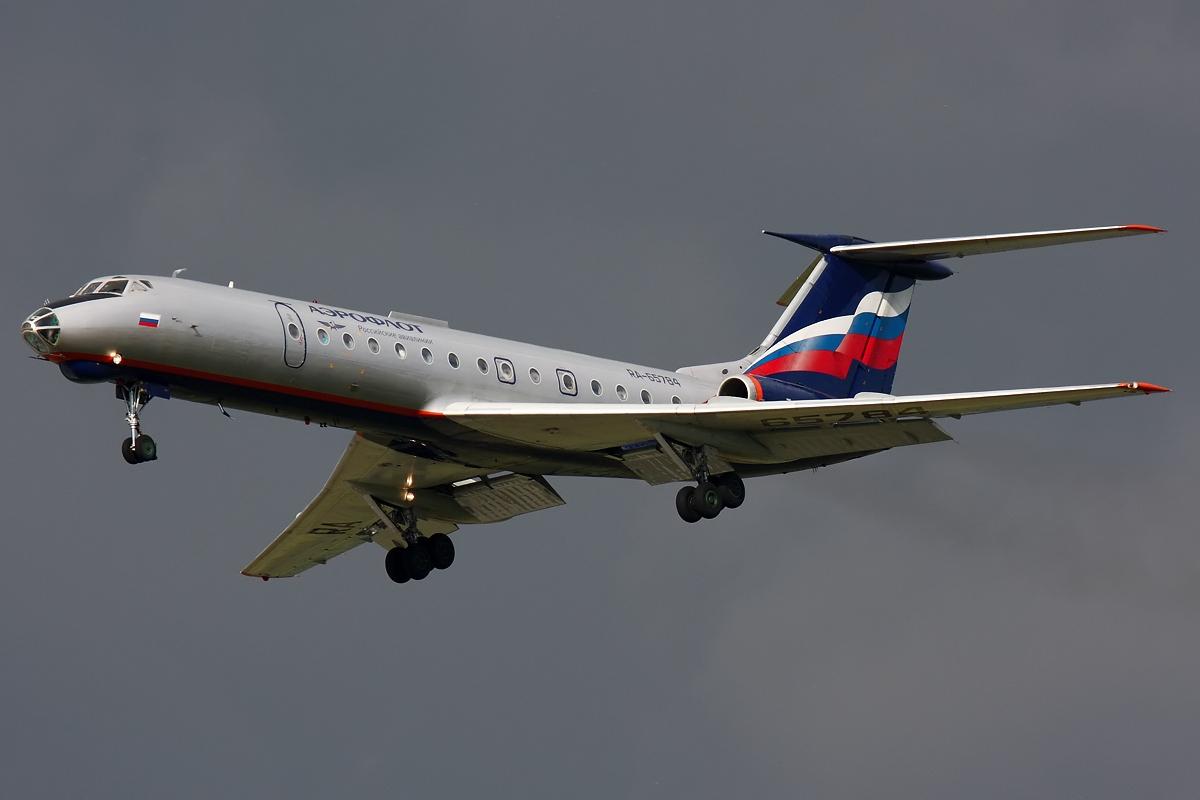 Tu-134-es