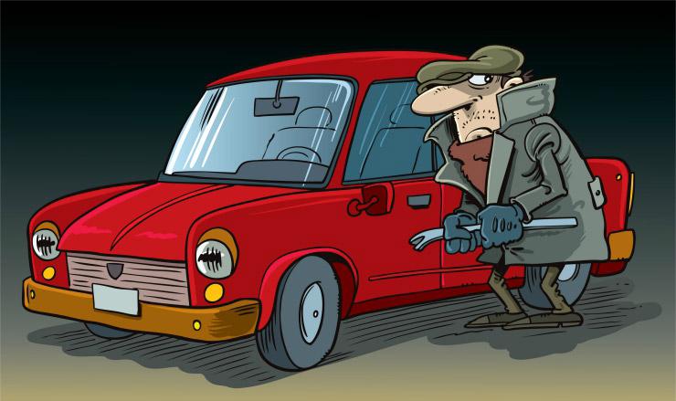 Katalizátor tolvajok