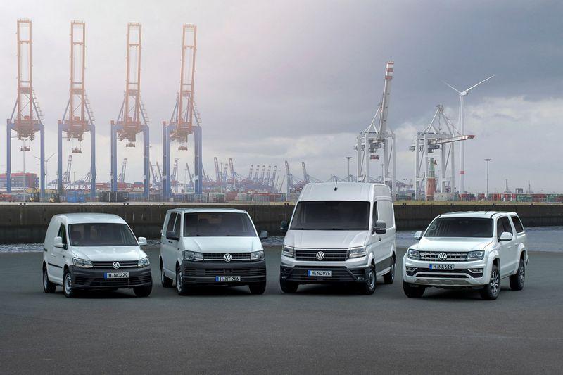 Volkswagen Haszonjárművek