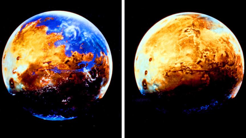 Marsi víz