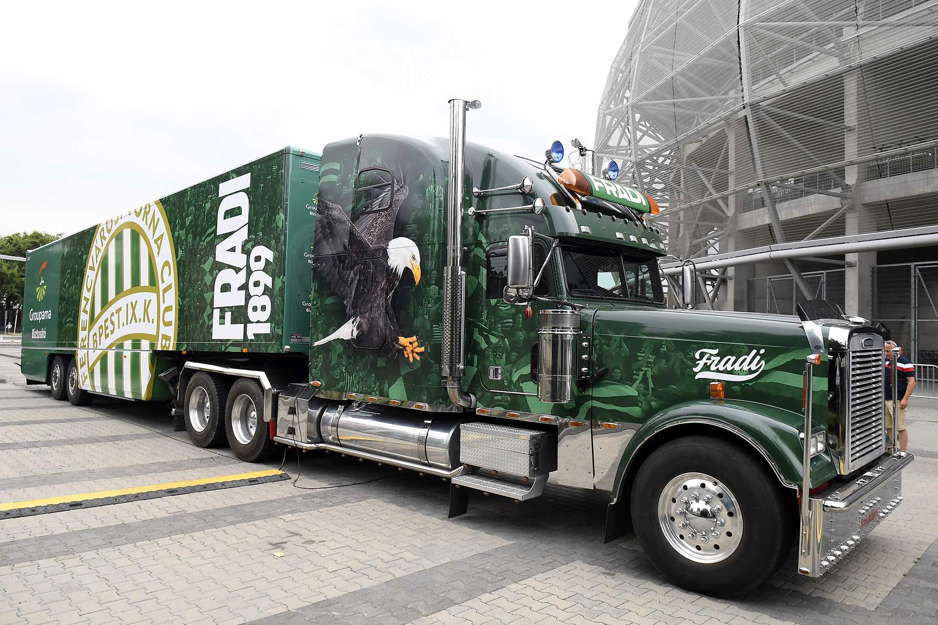 Fradi Kamion