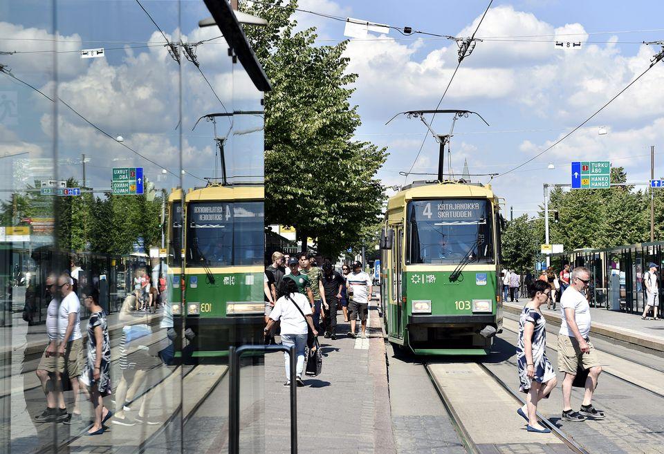 Helsinki útjain