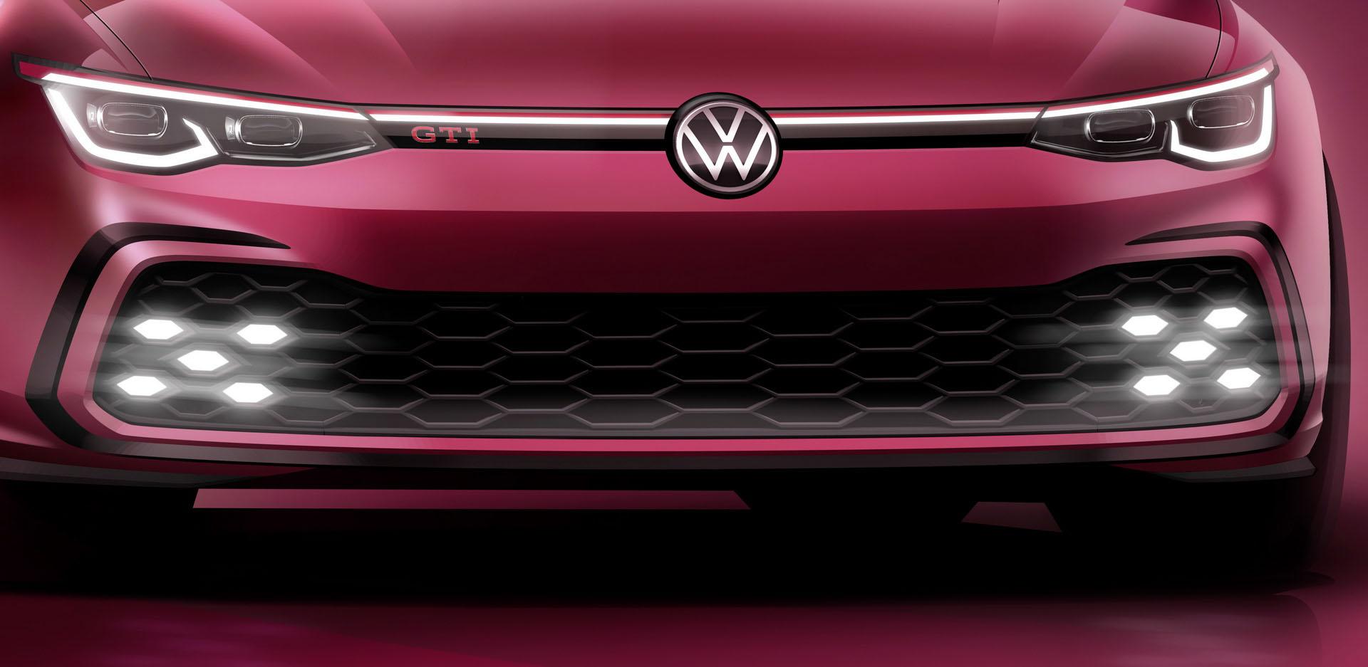 Volkswagen Golf GTI 2020