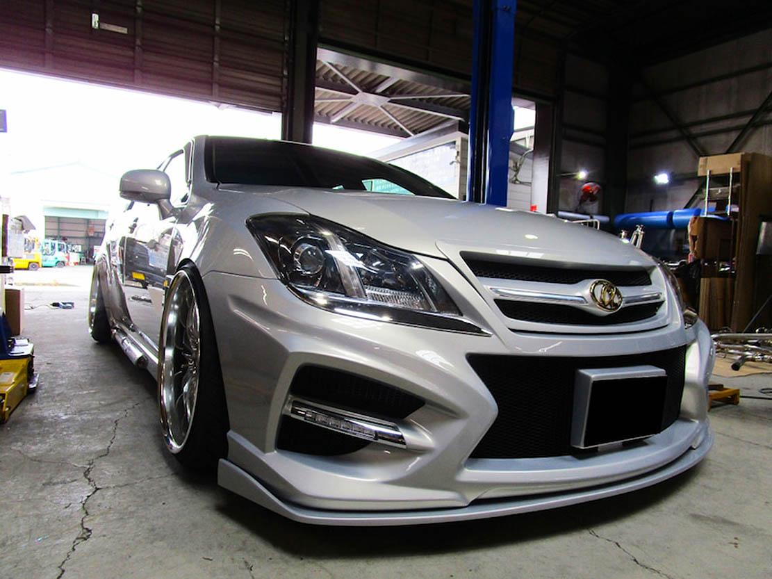 Sense Brand Toyota Crown