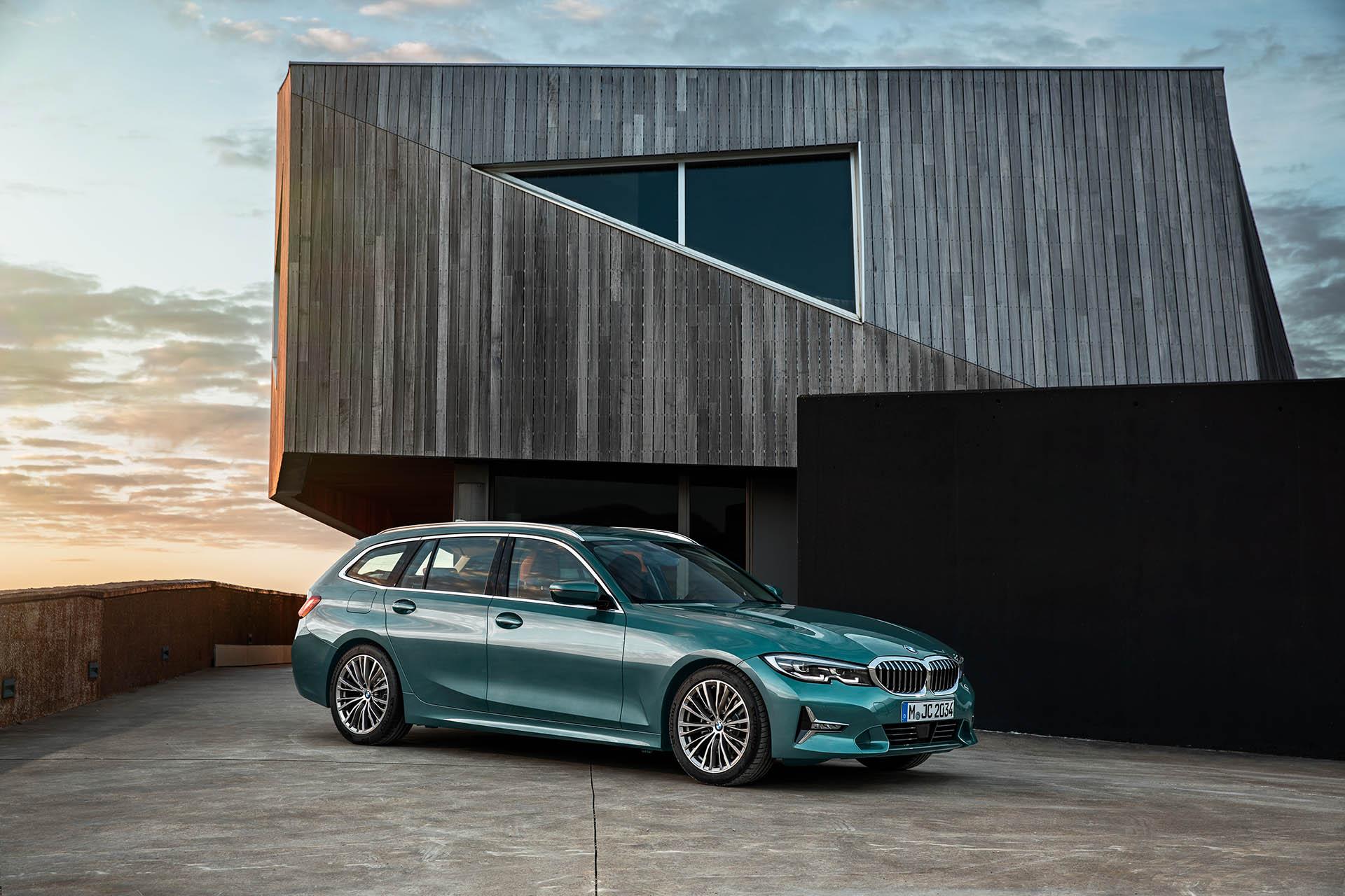 BMW 318i &120d