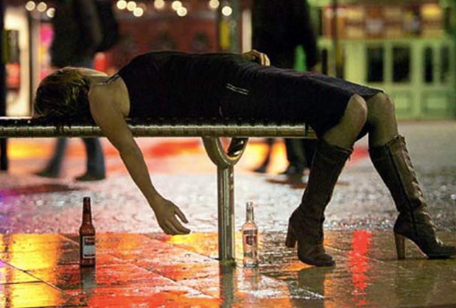 Alkoholproblémák