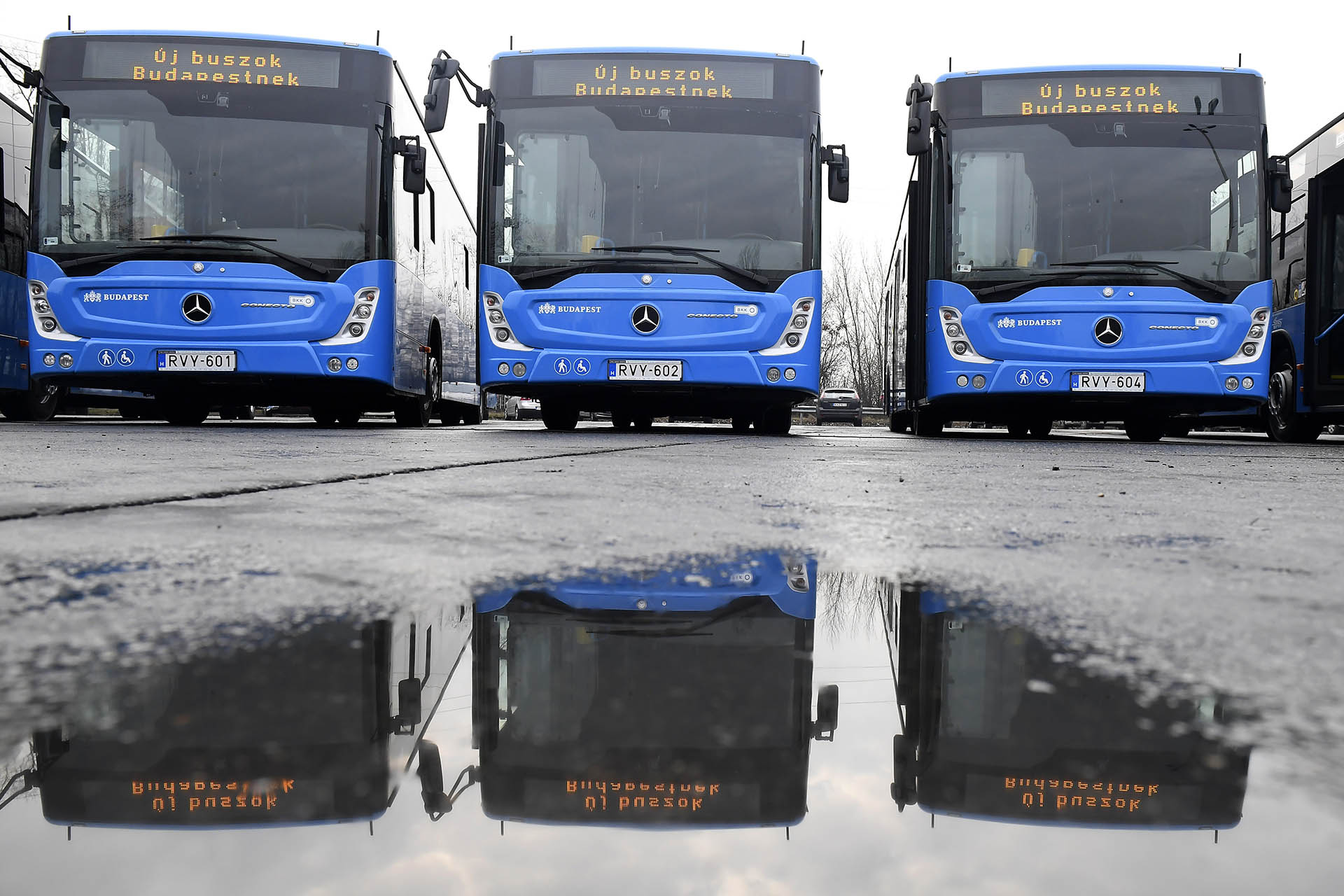 Mercedes-Benz Conecto Next Generation