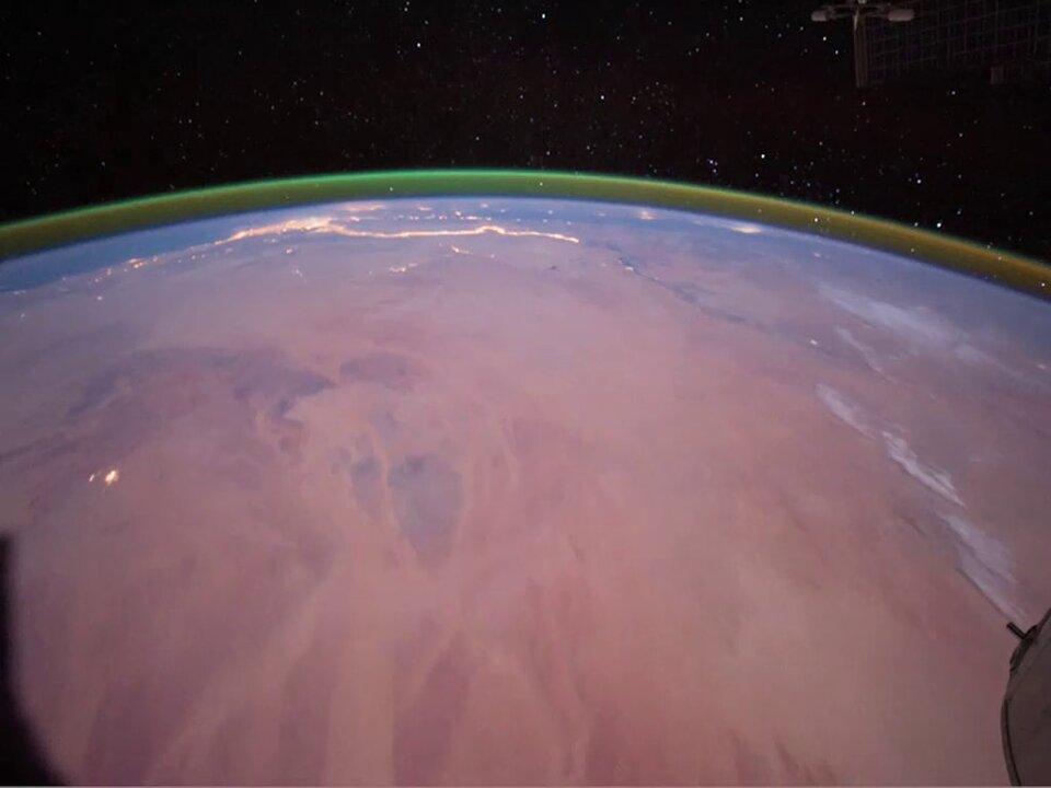 Marsi légkör
