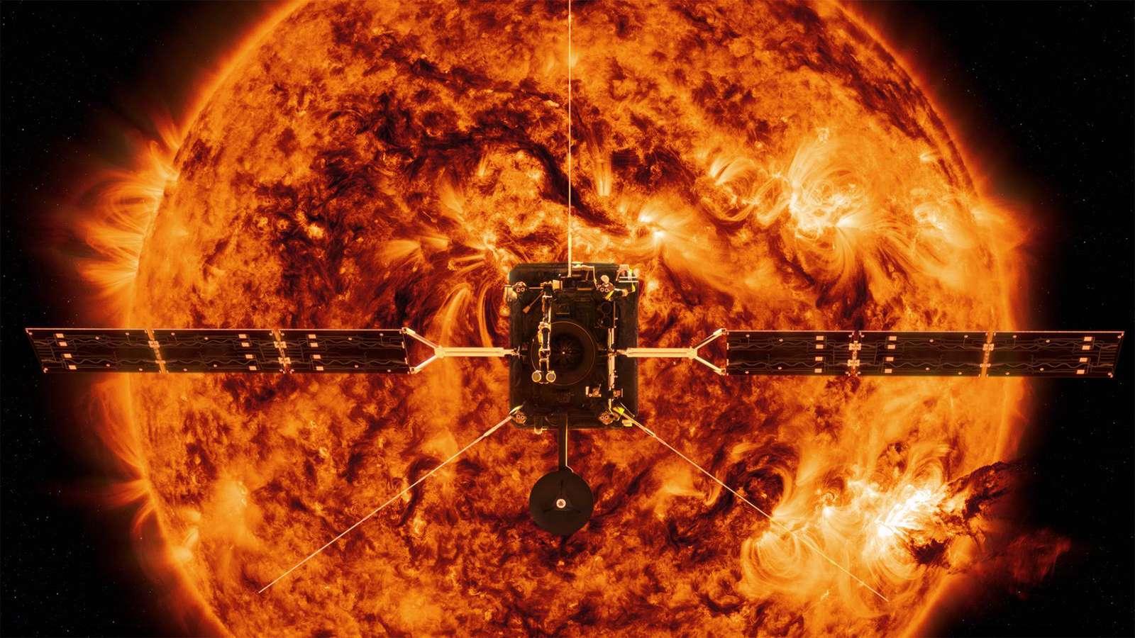 Solar Orbiter (SolO)
