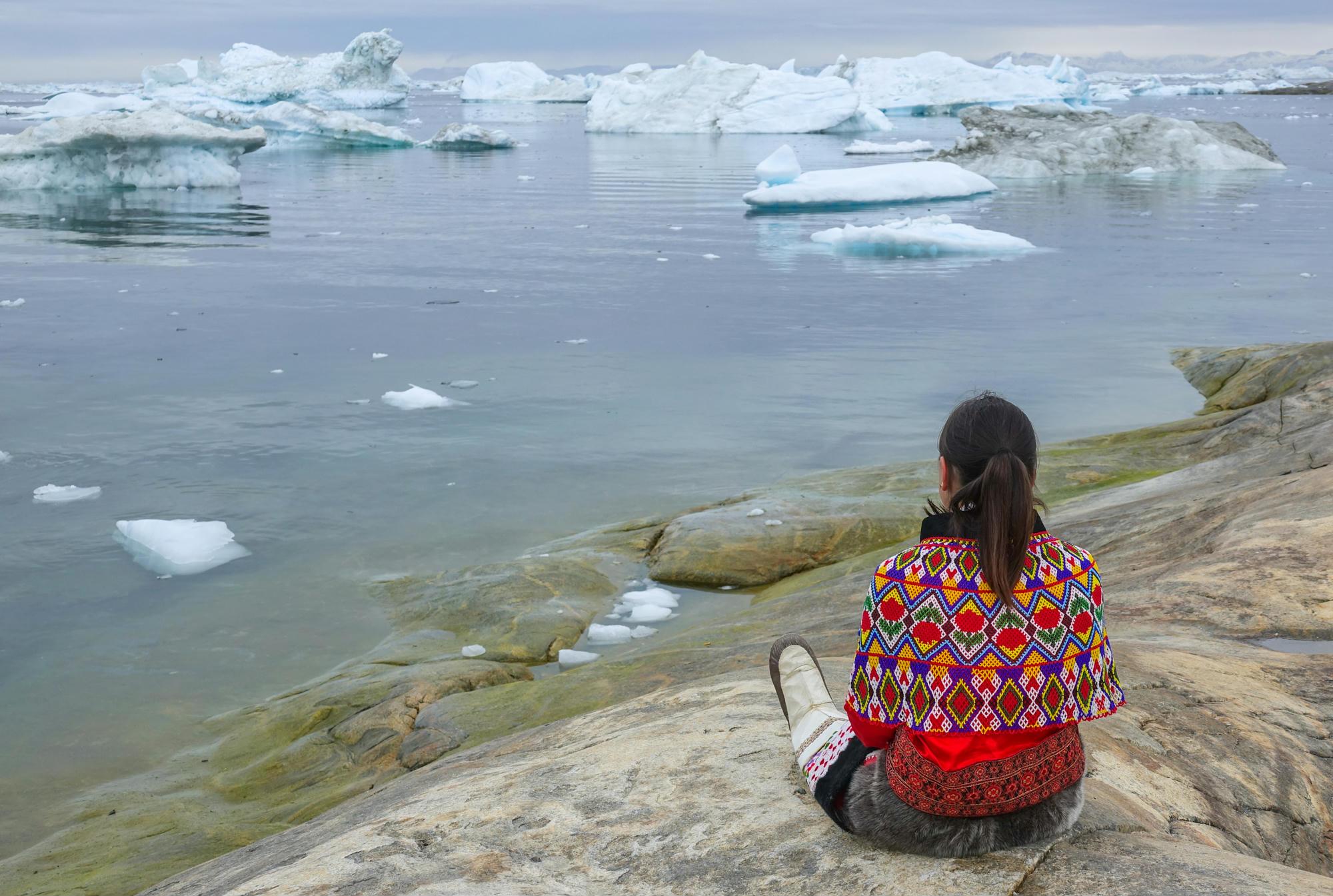 Grönlandi jégmezők