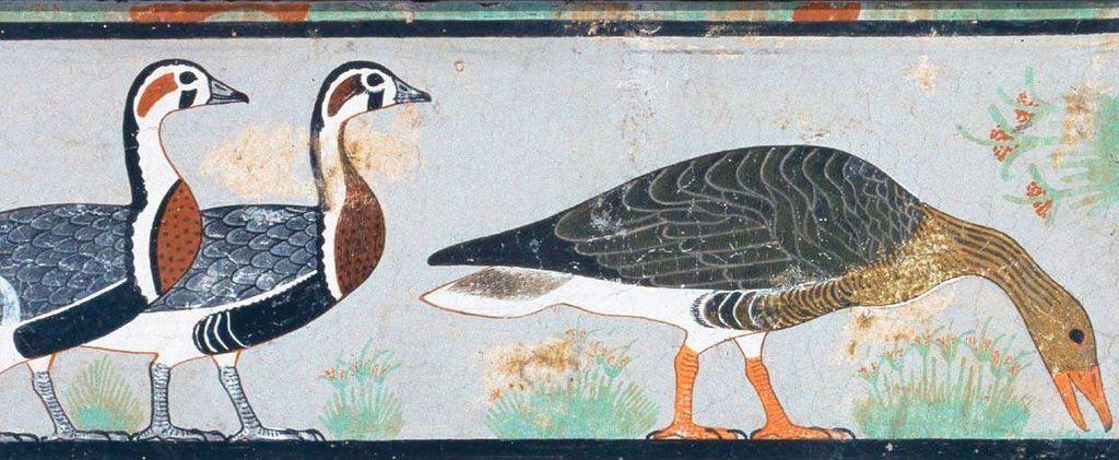 Egyiptomi festmény