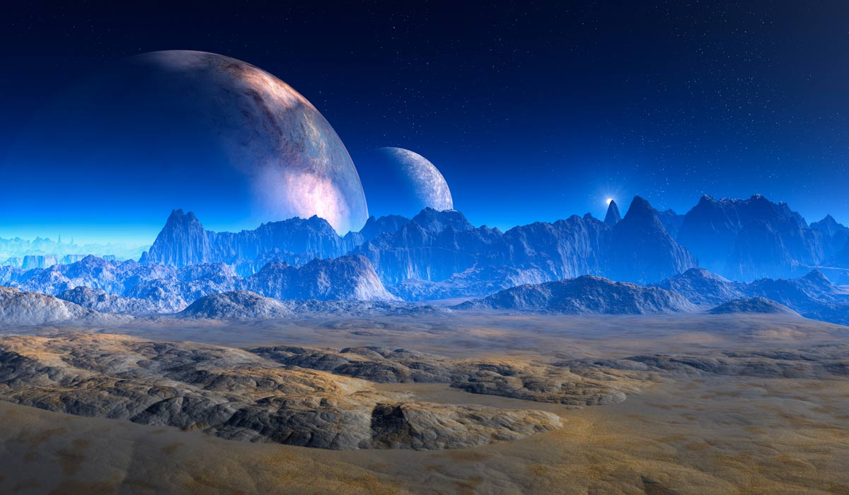 Ismeretlen bolygó