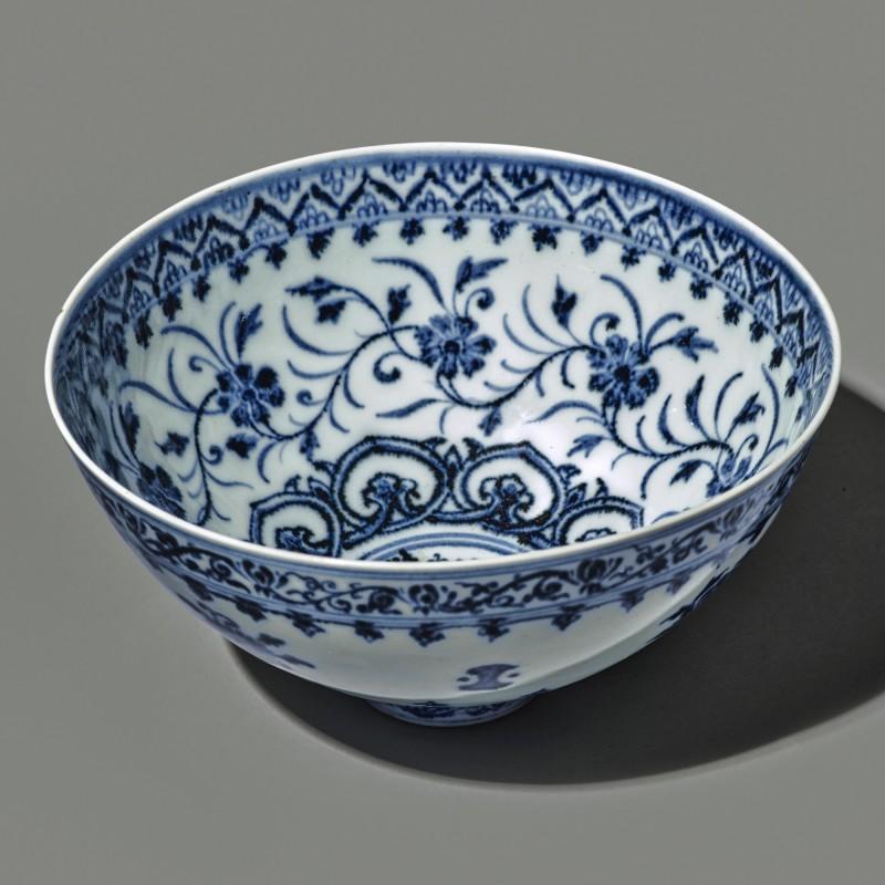 15. századi kínai csésze