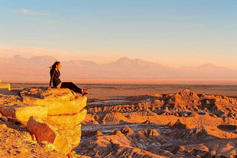 Atacama sivatag
