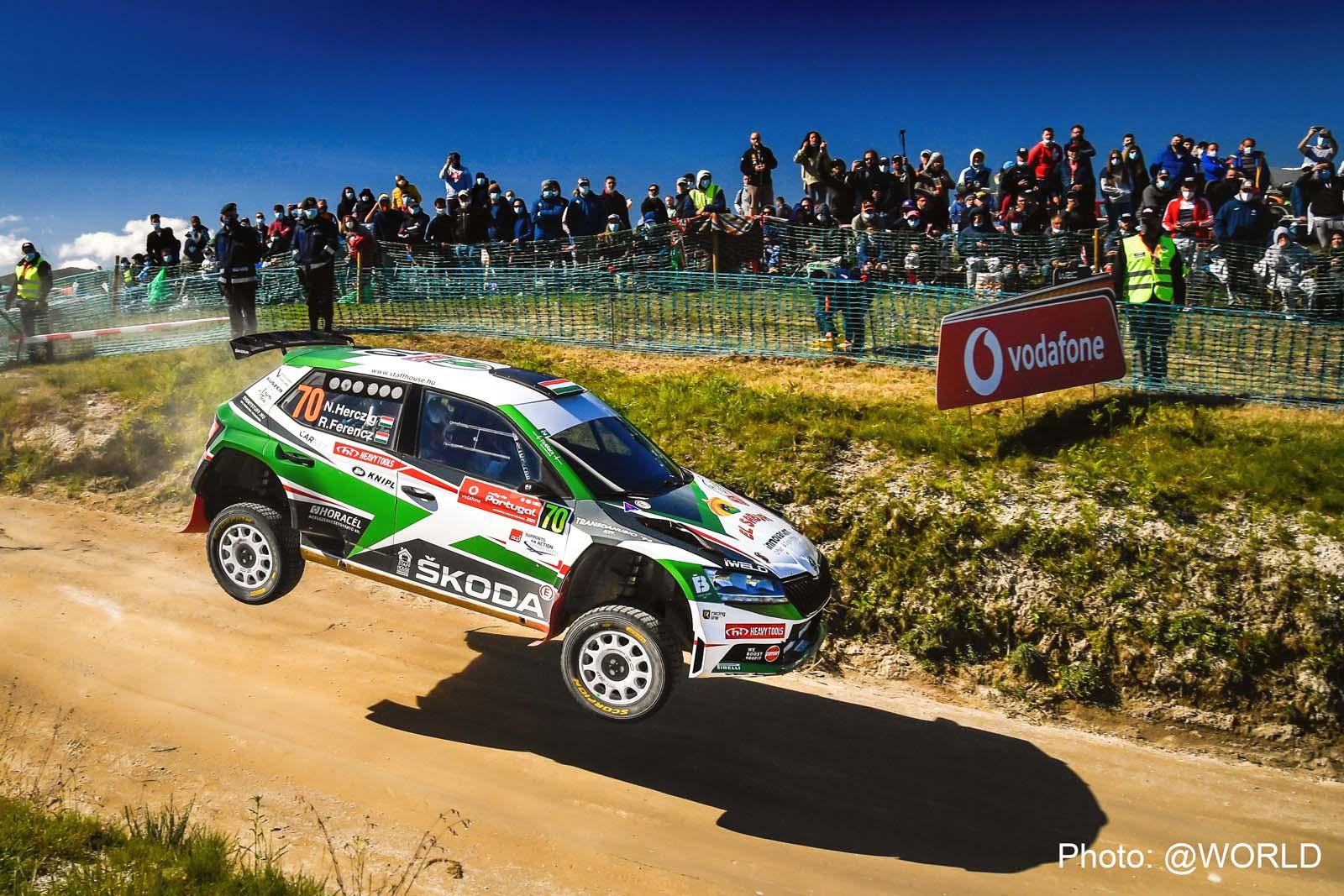 Skoda Rally Team Hungaria