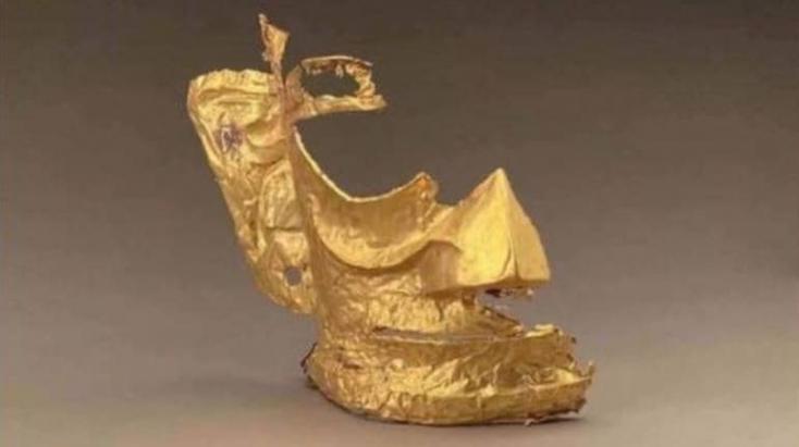 3000 éves aranymaszk