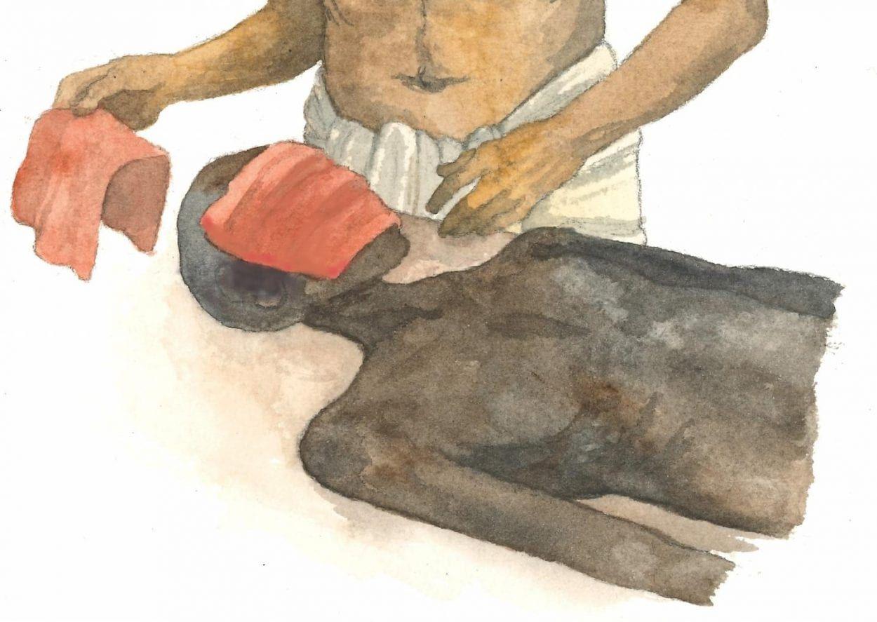 Mumifikálás