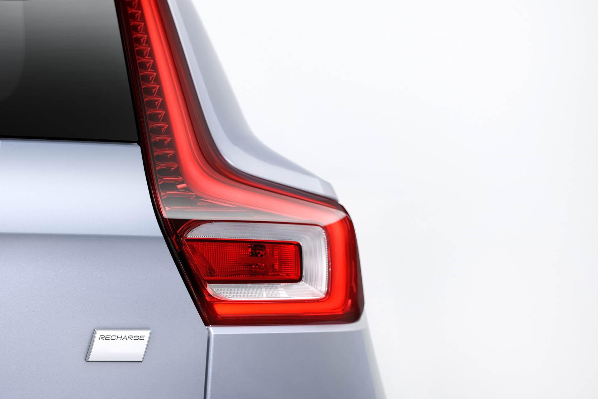 Volvo Recharge abroncsok