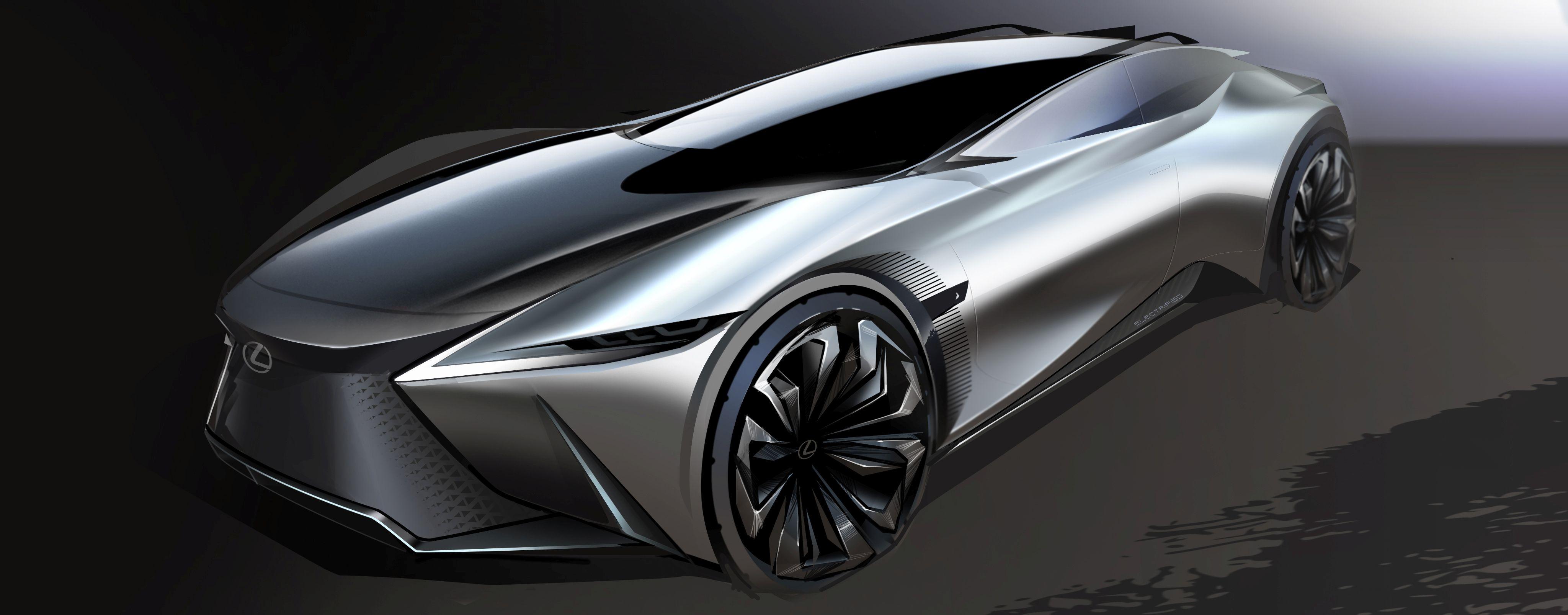 Lexus x RCA