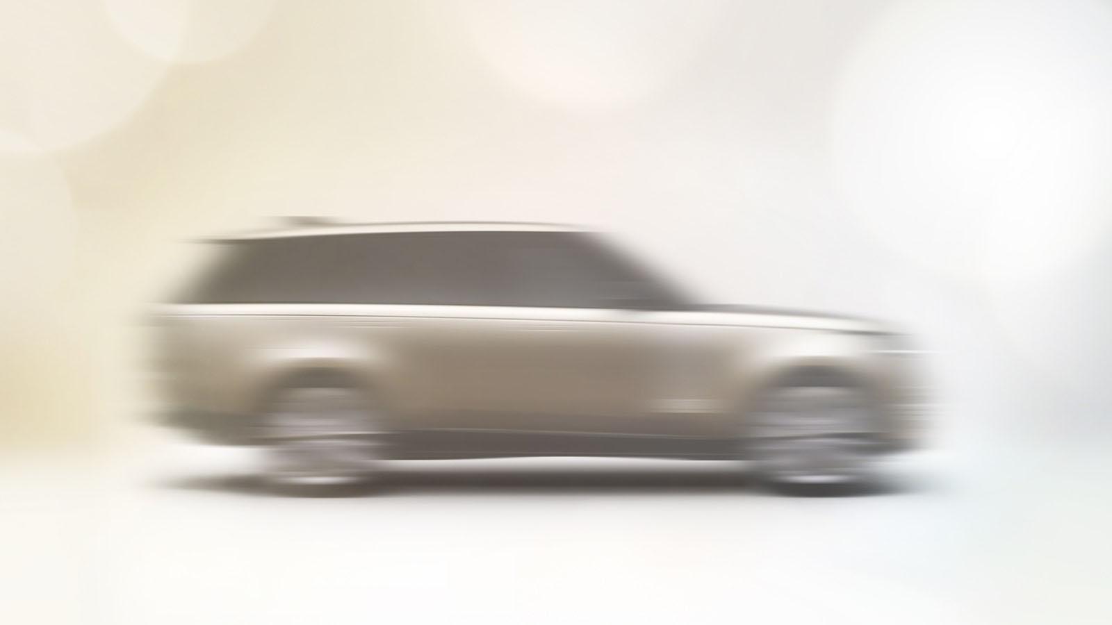 Range Rover MY22