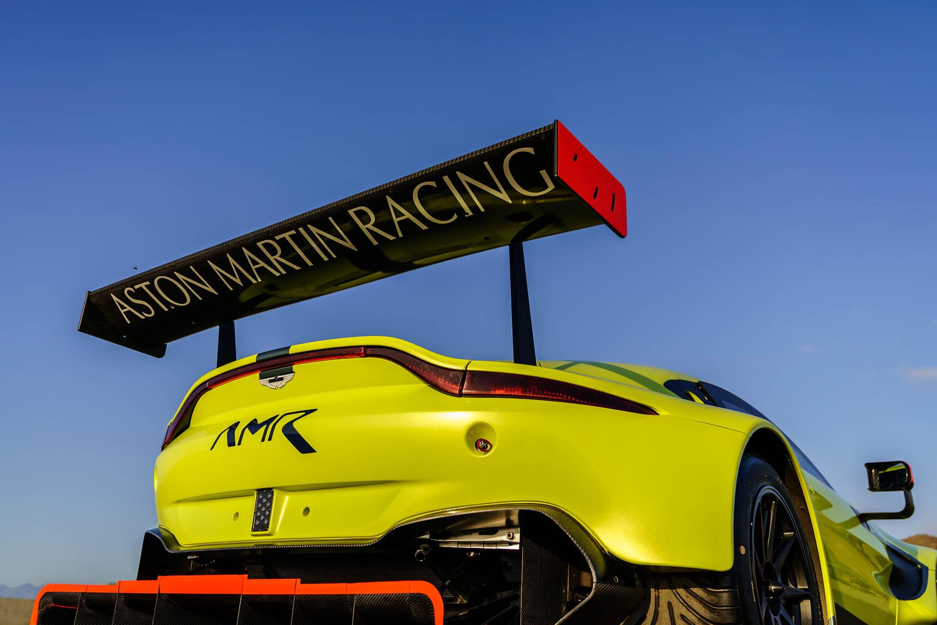 Aston Martin Racing Driver Academy 2020