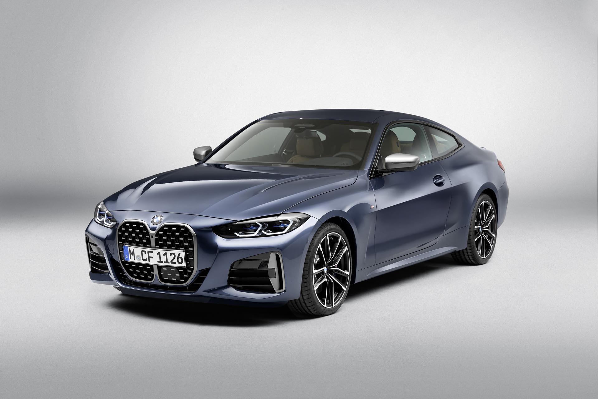 BMW 4-es Coupé