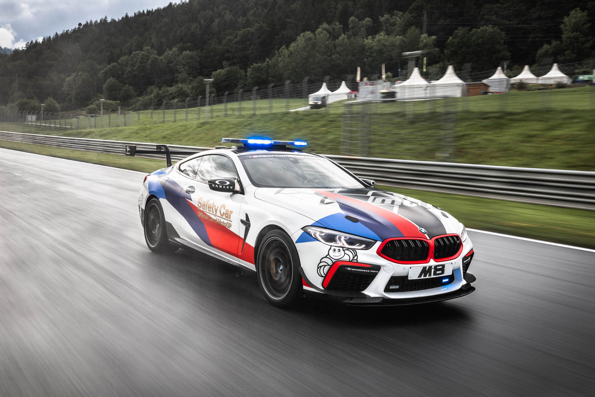 BMW M8 MotoGP Safety Car 2019