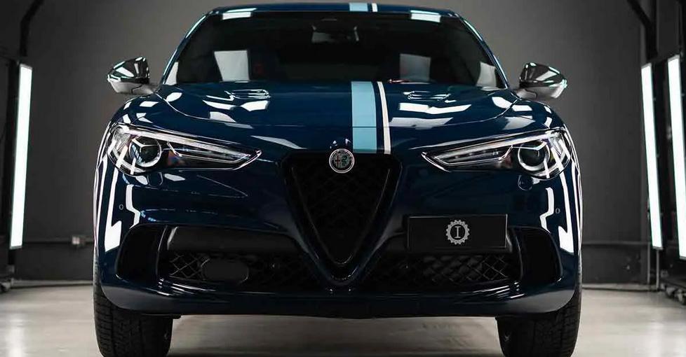 Alfa Romeo Stelvio QV by Garage Italia