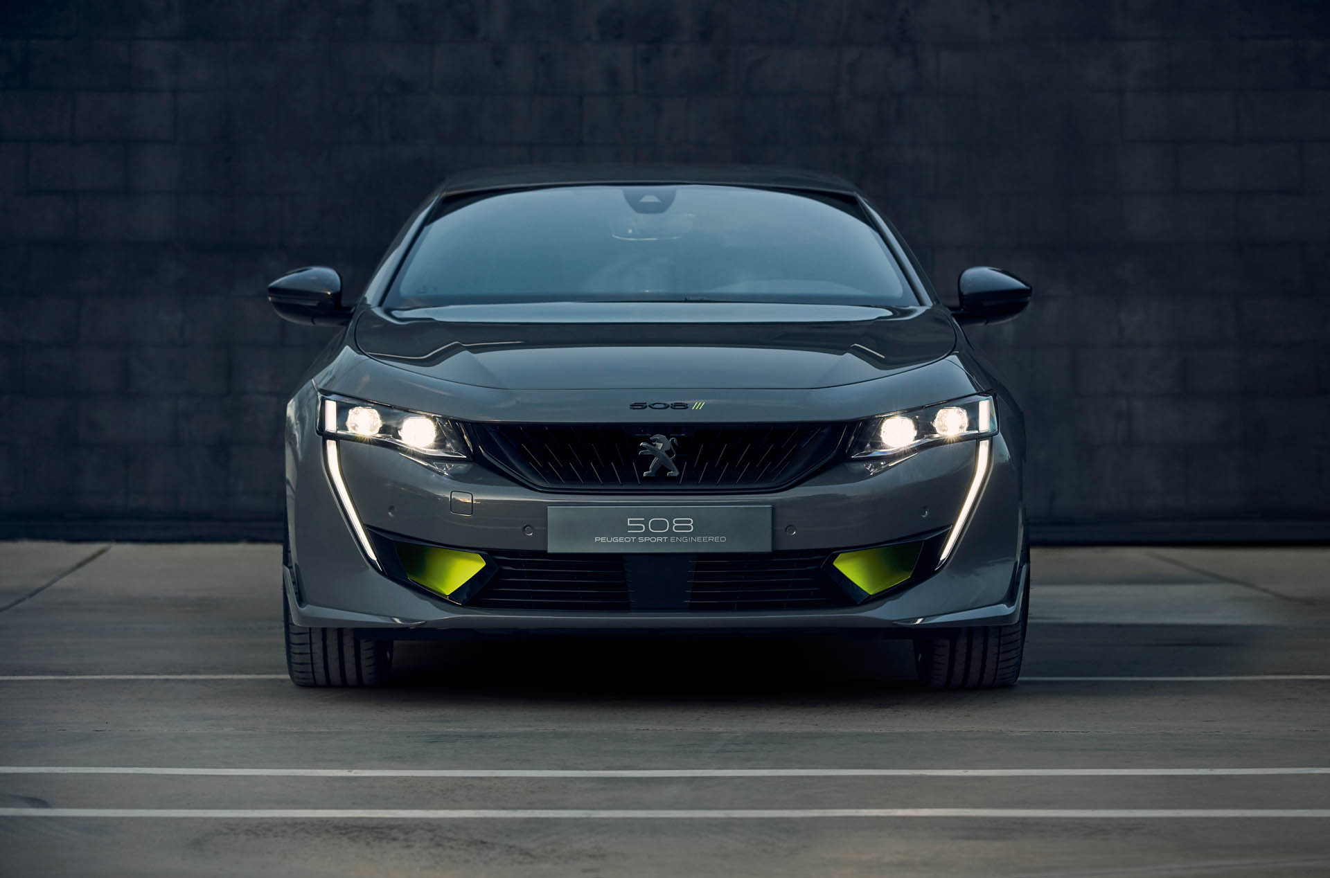 Peugeot 508 Peugeot Sport Engineered