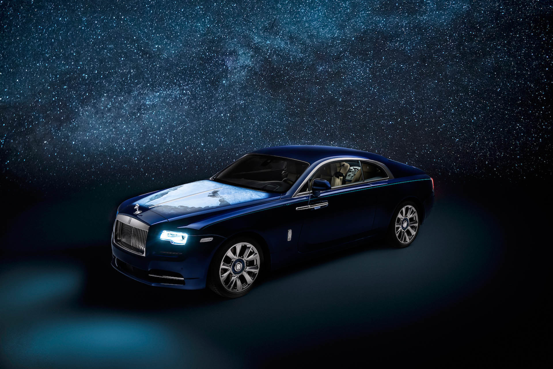 Rolls-Royce Wraith Inpired by Earth