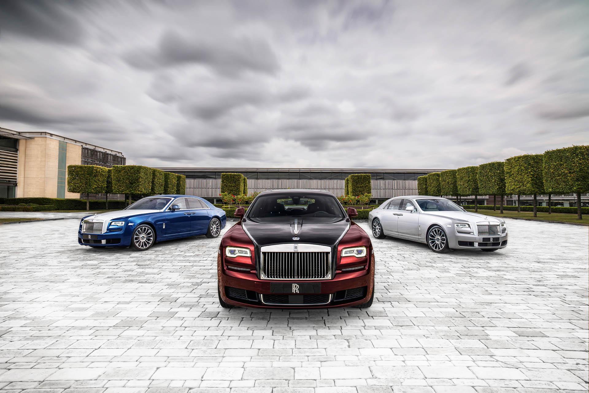 Rolls-Royce Ghost Zenith Edition