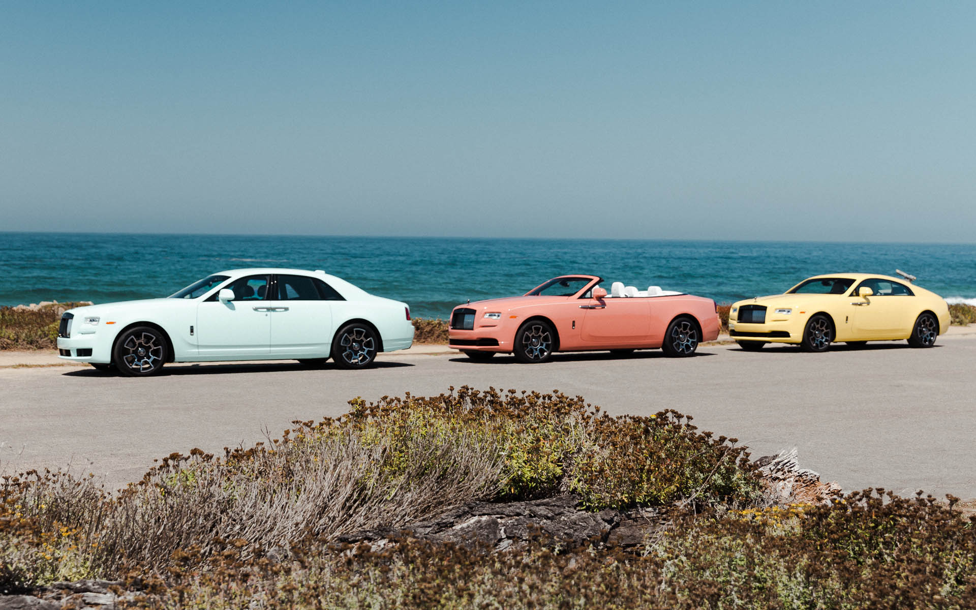 Rolls-Royce Pastel Collection