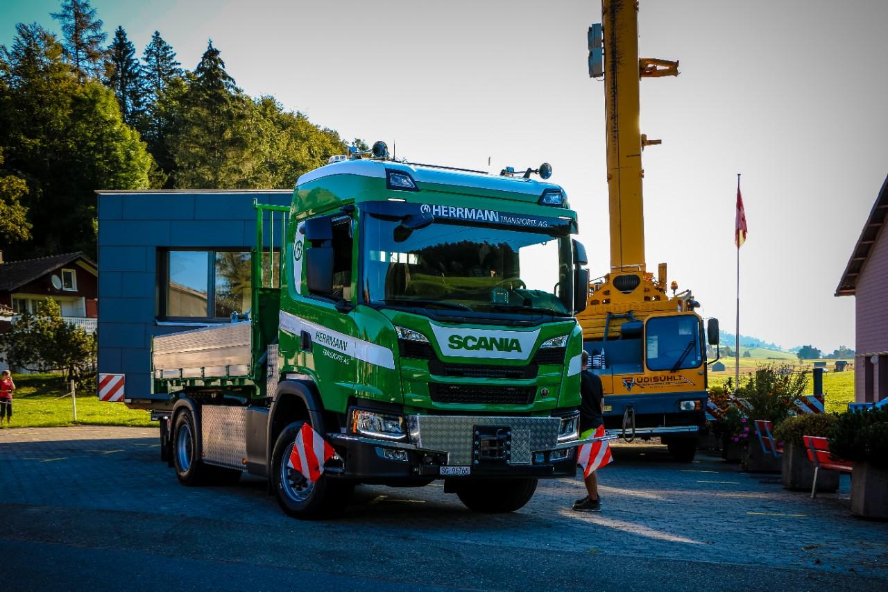 Scania G 500 4x4