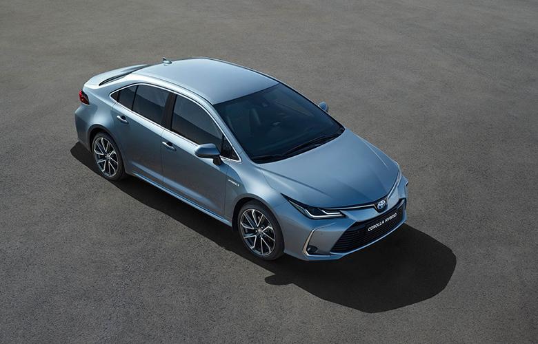 Autosvilag Toyota Corolla Sedan 2019 A 12 Generacio